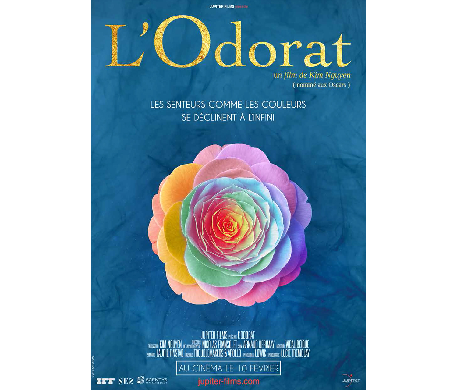 « L'Odorat », film documentaire de Kim Nguyen