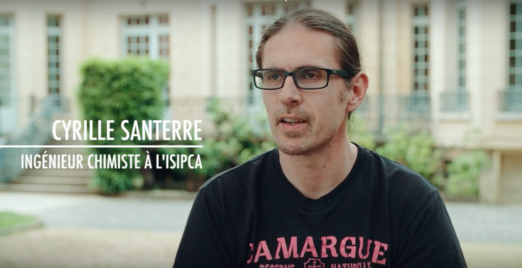 Cyrille Santerre - Isipca
