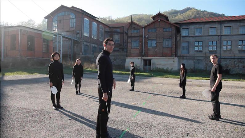 Odor Odori : une performance dansée inspirée du monde de la mine et du travail