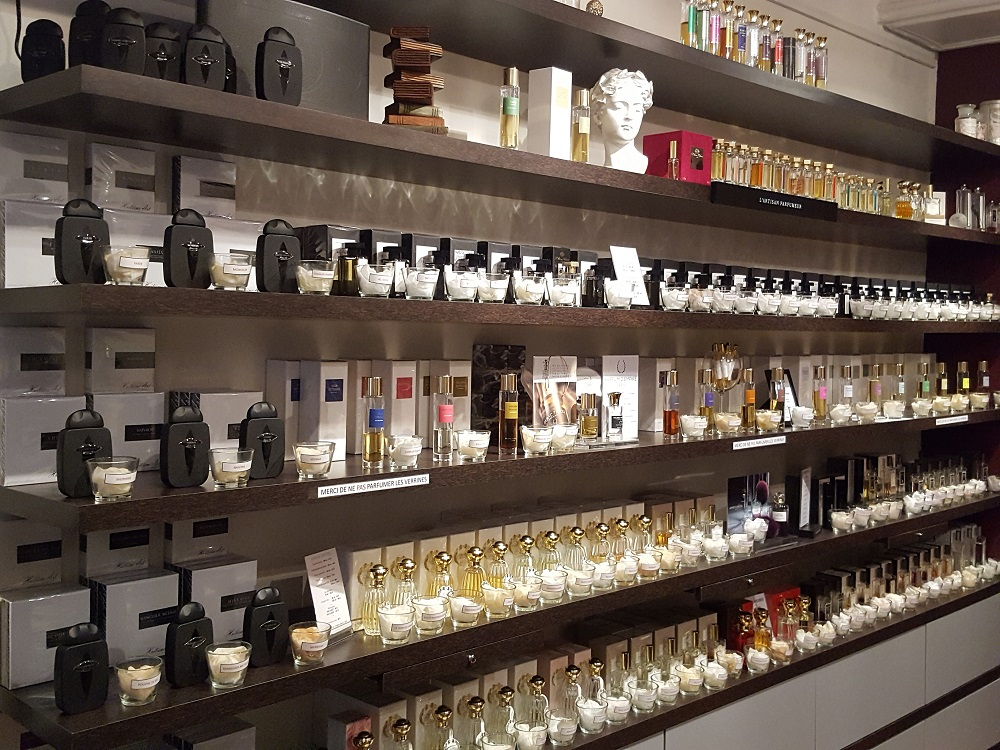 Anne Péricard, (parfumerie Qu'importe le flacon à Montpellier) :  « J'ai suivi ma passion d'enfant »