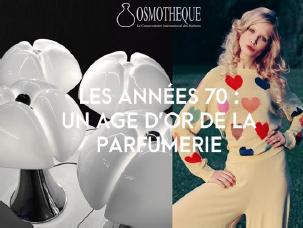 Conférence olfactive «Les années 70 : un âge d'or de la parfumerie»