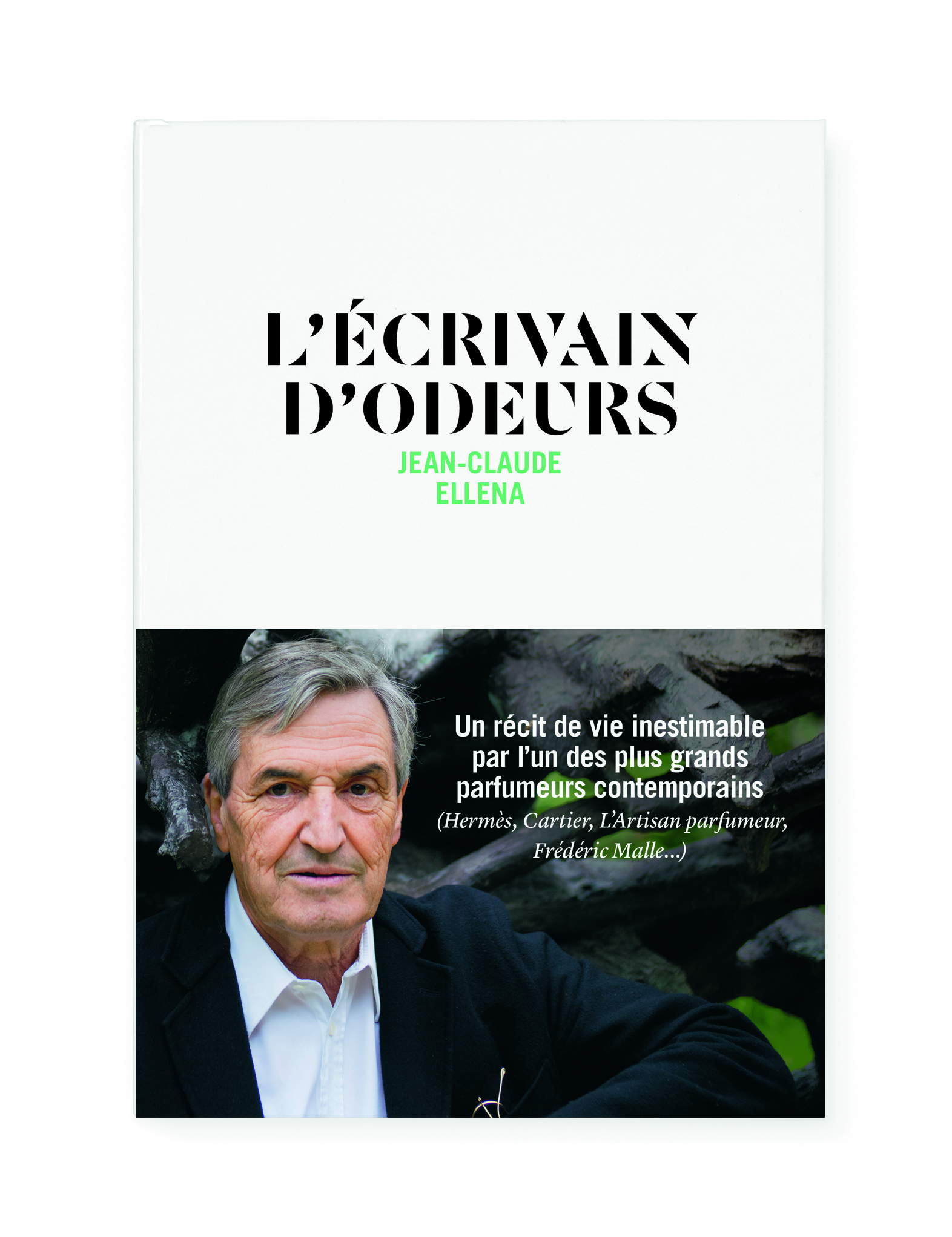 Signature de Jean-Claude Ellena – L'Écrivain d'odeurs