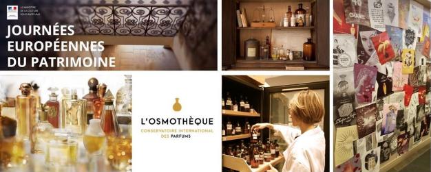 L'Osmothèque ouvre ses portes pour les Journées européennes du patrimoine