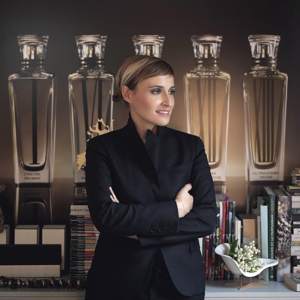 Mathilde Laurent : « Je voulais créer un parfum chimique avec une impression de parfum du XIXe siècle » (Auparfum)