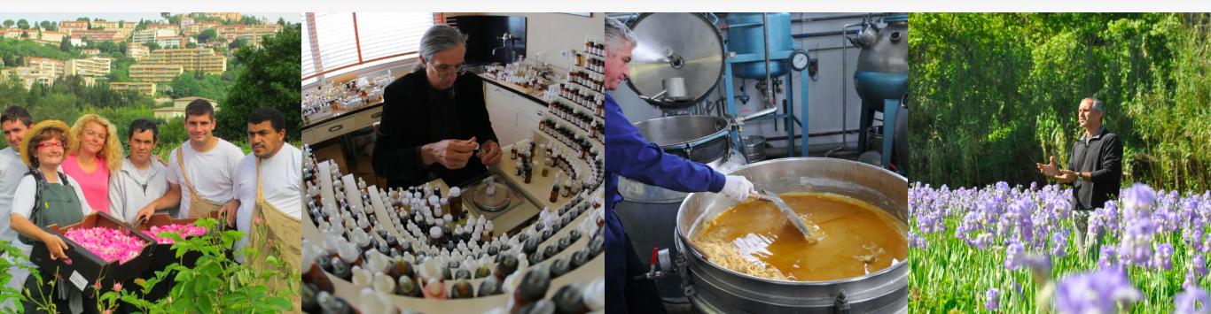 """Inscription des savoir-faire grassois liés au parfum au patrimoine immatériel de l'humanité de l'Unesco : """"C'est d'abord la parfumerie qui a gagné». Rencontre avec Nadia Bedar et Laurent Stefanini"""