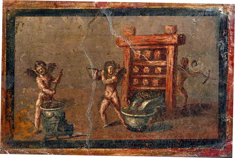 Conférence olfactives – Parfums Antiques : de l'archéologie à la chimie