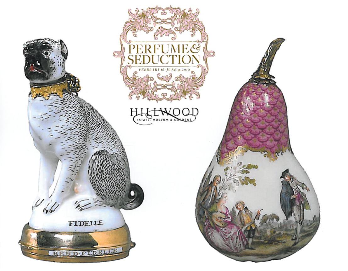 Perfume & seduction – Musée Hillwood & Givaudan