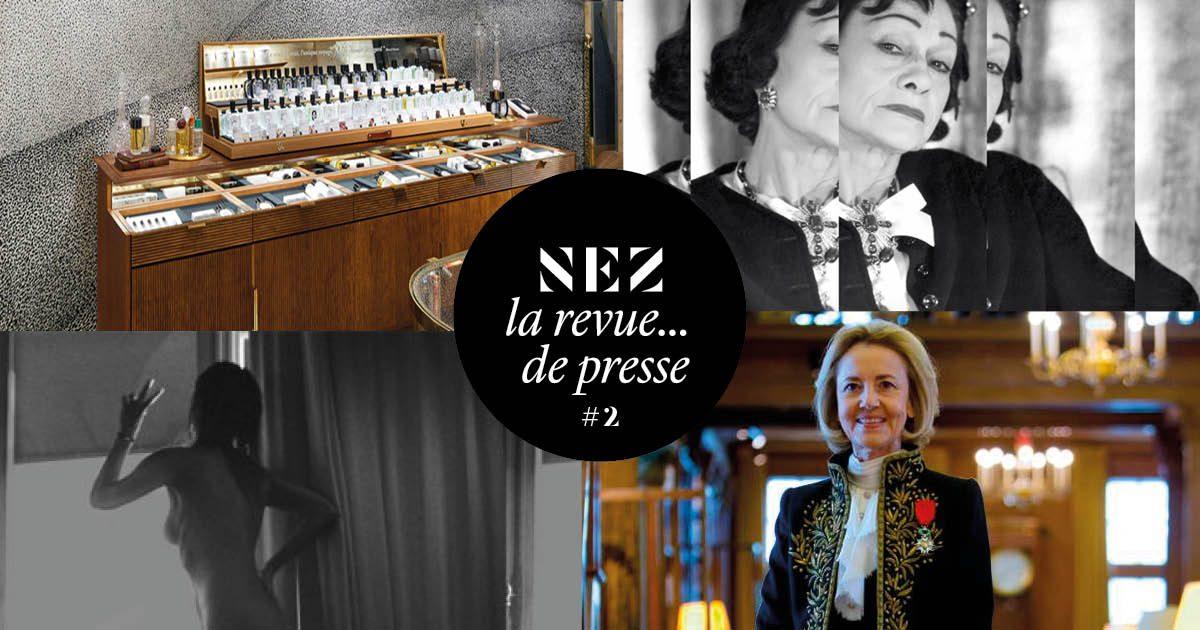 Nez, la revue… de presse – #2 – Où l'on apprend que la madeleine de Proust sent désormais plutôt l'assouplissant