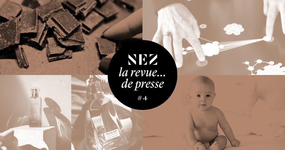 Nez, la revue… de presse – #4 – Où l'on apprend que James Bond et Brigitte Bardot partagent le même parfum