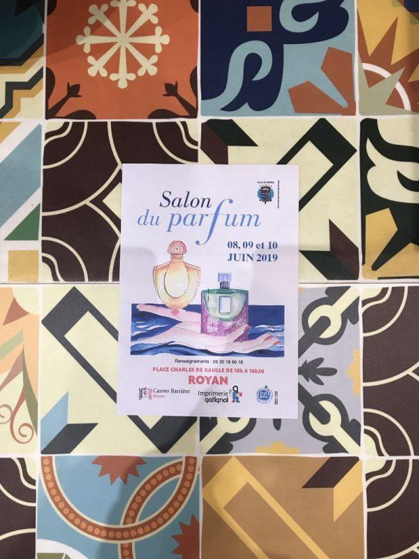 Salon du parfum de Royan