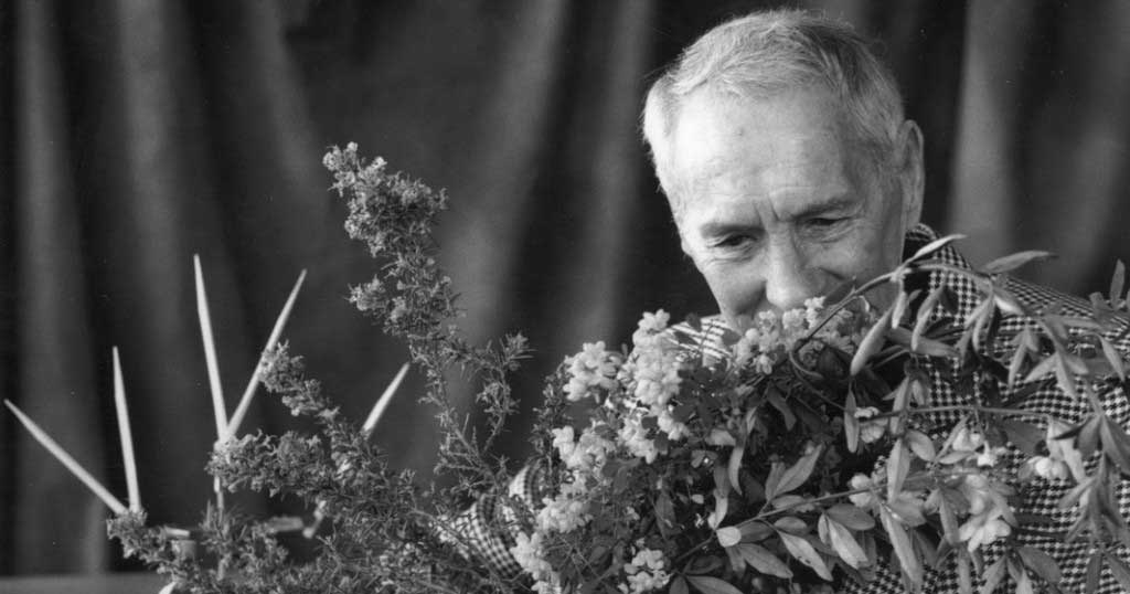 Conférence Osmothèque – Le Bel Canto d'Edmond Roudnitska – Olivier Maure