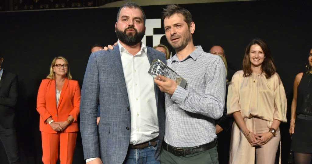 Nez éditions récompensé aux FiFi Awards 2019