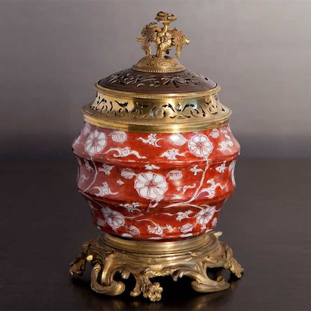 Conférence Fragonard : la culture du parfum au temps des empereurs de Chine, par Frédéric Obringer