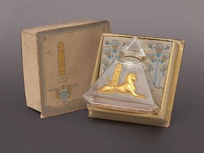 Conférence Fragonard : l'influence de l'égyptomanie dans l'art de la parfumerie française