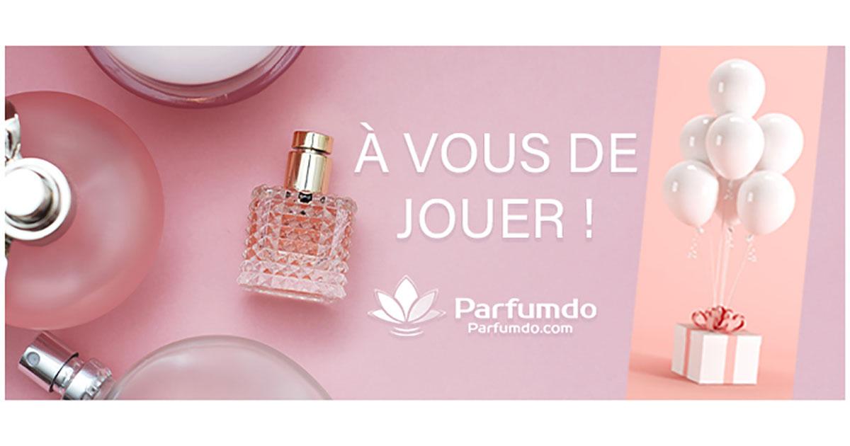 Concours parfum avec Parfumdo : le plein de senteurs