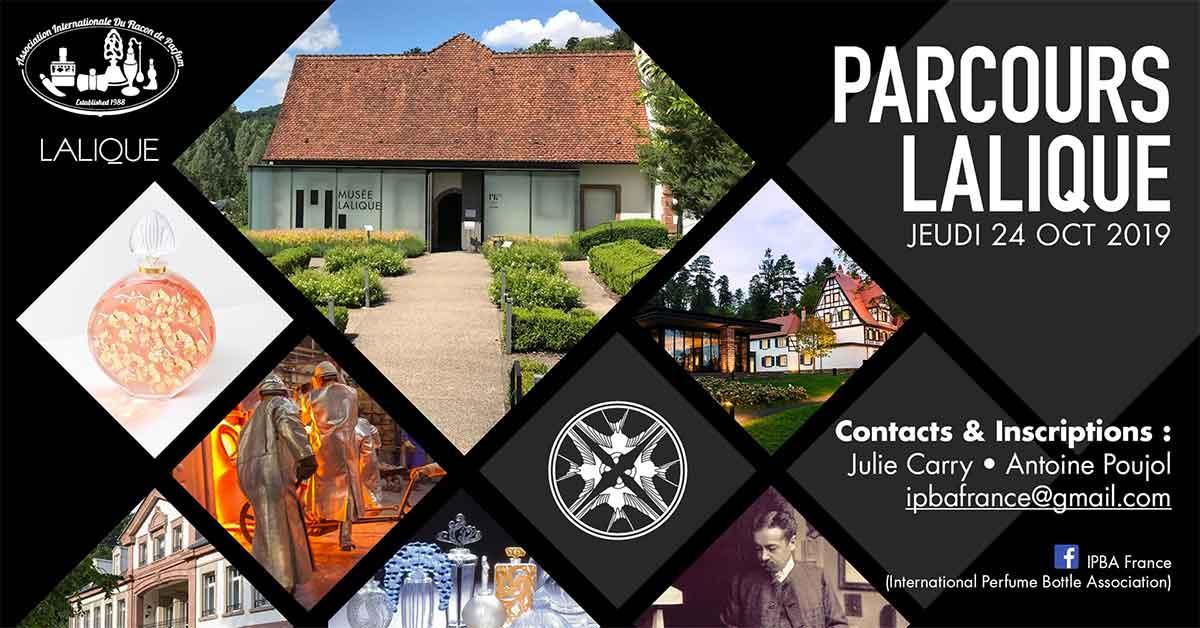 IPBA France – Parcours Lalique