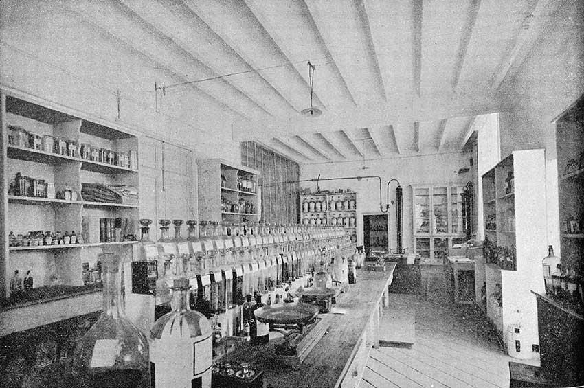 Laboratoire de la Parfumerie Rallet