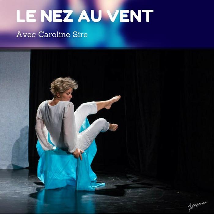 Le Nez au vent, un spectacle olfactif avec Caroline Sire