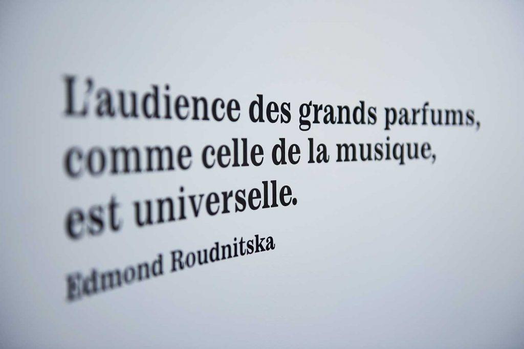 L'atelier du parfumeur - IFF - Grasse - Edmond Roudnitska