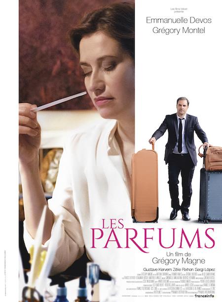 Concours le film Les Parfums de Grégory Magne