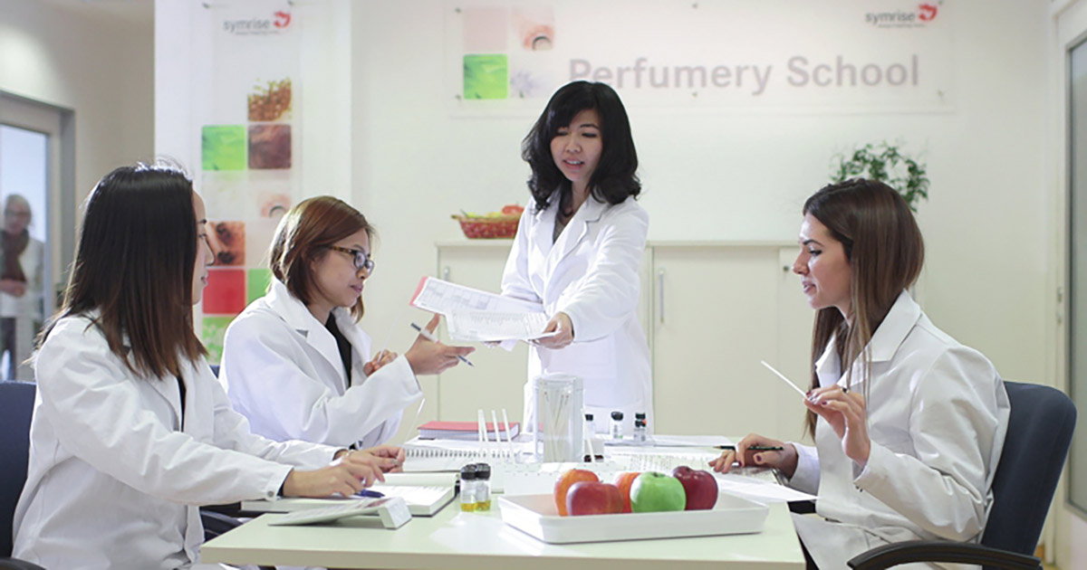 The Symrise Perfumery School: A Gateway to the World
