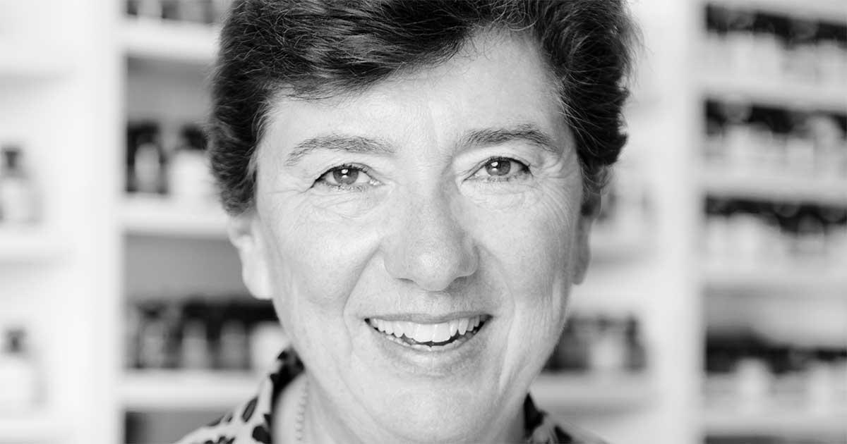 L'Osmothèque – Patricia de Nicolaï, parfumeur et ancienne présidente de l'Osmothèque