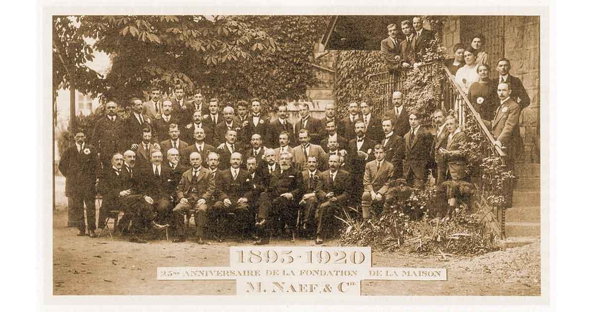 Firmenich, 125 ans de parfums en héritage