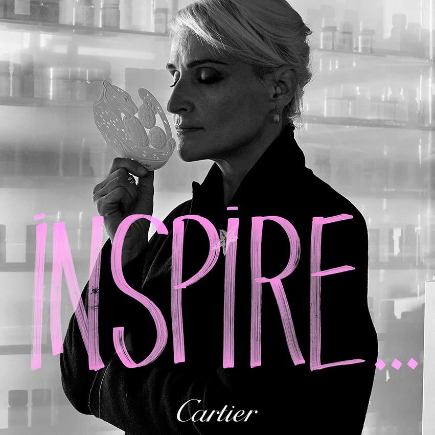 Inspire - Cartier
