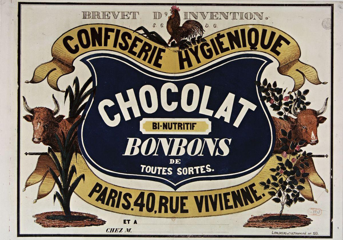 Confiseries et parfums, des affinités historiques